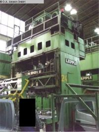 H Frame Hydraulic Press LAEPPLE ZEH 750