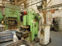 Eccentric Press VSS KOSICE LE 160/C