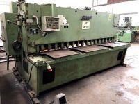 Hydraulic Guillotine Shear MENGELE S10-3000