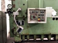 Cizalla guillotina hidráulica GWF MENGELE S10-3000 1988-Foto 3