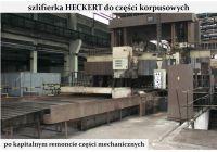 Portal Grinding Machine WMW HECKERT SZ-220