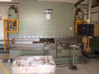 Horizontal Hydraulic Press BBM AP-E 125-3050