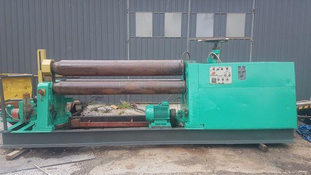 3 Roll Plate Bending Machine Stanko I2222B 1986