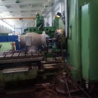 Horizontal Boring Machine TOS H 100 A 1963-Photo 2