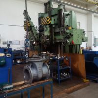 Vertical Turret Lathe TOS SK 12 1961-Photo 2