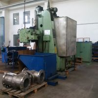 Vertical Turret Lathe TOS SK 12 1961-Photo 3