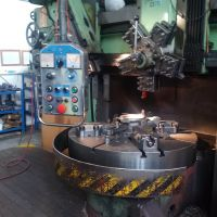 Vertical Turret Lathe TOS SK 12 1961-Photo 4