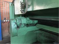 Hydraulische guillotineschaar SCHARRINGHAUSEN HTSS8/3100s 1983-Foto 8