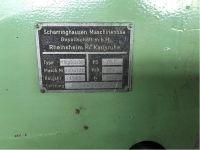 Hydraulische guillotineschaar SCHARRINGHAUSEN HTSS8/3100s 1983-Foto 10