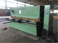 Hydraulic Guillotine Shear SCHARRINGHAUSEN HTSS8/3100s