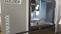 Vertikal CNC Fräszentrum HURCO WMX 60i 2017-Bild 2