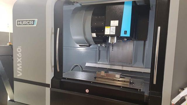 Vertikal CNC Fräszentrum HURCO WMX 60i 2017