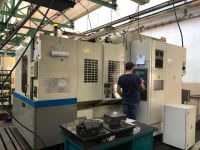 CNC Horizontal Machining Center OKUMA MA 40 HA 2003-Photo 2