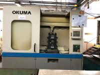 CNC Horizontal Machining Center OKUMA MA 40 HA 2003-Photo 3