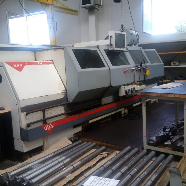 CNC-Drehmaschine MAS MASTURN MT 70 CNC 2000