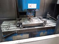 Centre dusinage vertical CNC MAZAK VTC-20B VMC 1996-Photo 3