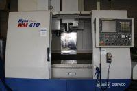CNC vertikale maskineringssenter DOOSAN Mynx NM 410
