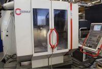 CNC vertikale maskineringssenter HERMLE C 800 V