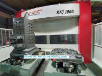 CNC verticaal bewerkingscentrum STARRAG STC 1000 5-axis CNC Machining Center