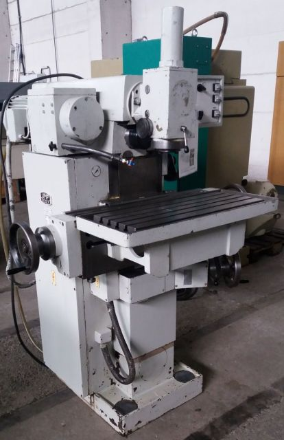 Toolroom Milling Machine RUHLA FUW 200/II 1980