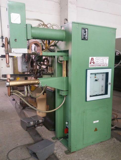 Máquina de solda a ponto ASET P 200 pn-2 1993
