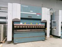 Prensa plegadora hidráulica CNC DURMA AD SERVO 25100