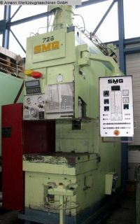C Frame Hydraulic Press SMG CZ 160