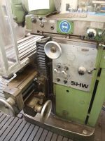 Toolroom Milling Machine SHW UF 1