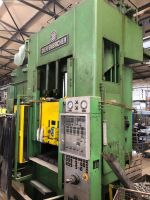 H Frame Hydraulic Press DIEFFENBACHER DT II 100/40