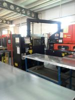 Turret Punch Press AMADA PEGA 357 1995-Photo 5