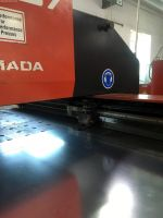 Turret Punch Press AMADA PEGA 357 1995-Photo 7