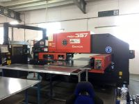 Turret Punch Press AMADA PEGA 357 1995-Photo 2