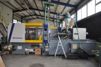 Plastics Injection Molding Machine BATTENFELD BK-T 2000/1200