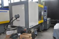 Plastics Injection Molding Machine BATTENFELD BK-T 1500/630
