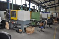 Plastics Injection Molding Machine BATTENFELD BA 750 CD PLUS 1991-Photo 9