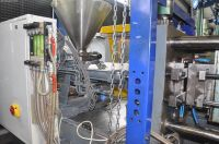 Plastics Injection Molding Machine BATTENFELD BA 750 CD PLUS 1991-Photo 11