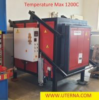 Forging Furnace Auto 1300 Celsius