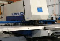 Punching Machine TRUMPF TRUMATIC 500R–1300
