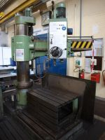 Radial Drilling Machine WEYRAUCH RB-B 1250