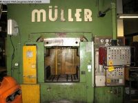 H Frame Hydraulic Press MUELLER WEINGARTEN PUK 2000-10.1.2