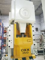 Eccentric Press 0870 OKK JAPAN MT-150 2000-Photo 4