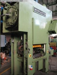 H Frame Hydraulic Press WEINGARTEN HD 1000