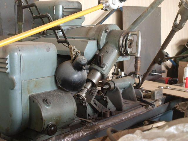 Rectificadora  de herramientas Forst SM 1500 1960