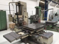 Horizontal Boring Machine UNION BFT 90/3