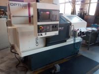 CNC Lathe OPTIMUM OPTI TURN L 44