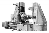 Avrullningsfräsning maskin KOŁOMNA 5A342
