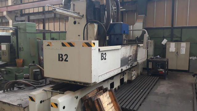 Surface Grinding Machine TOS BPV 80 2015
