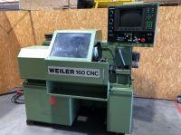 CNC-Drehmaschine WEILER 160 CNC