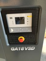 Compresor de tornillo ATLAS COPCO GA 18 VS D 2011-Foto 5
