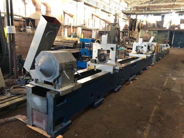 Horizontal Boring Machine RYAZAN RT263223 (300x7000mm) 1994